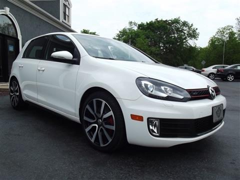 2012 Volkswagen GTI for sale in Adamstown, PA
