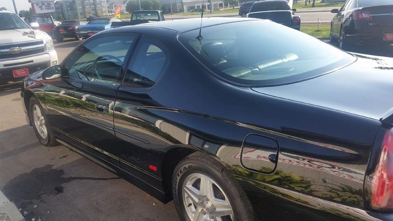 2001 Chevrolet Monte Carlo Ss 2dr Coupe In Spirit Lake Ia Cruzn