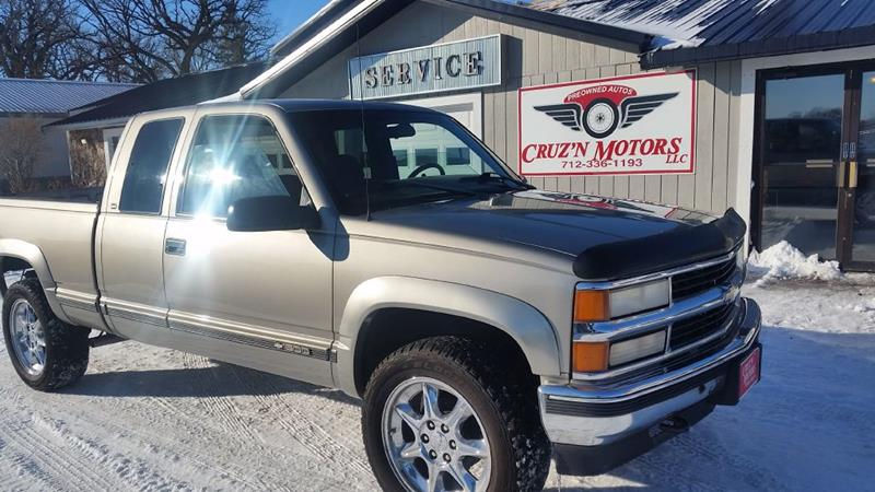 1998 chev pickup