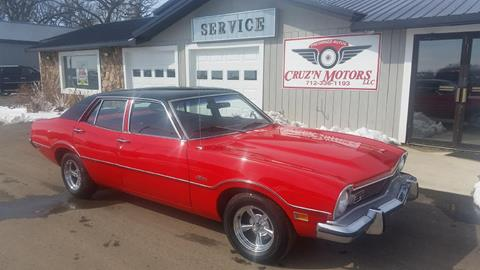 1973 Ford Maverick for sale in Spirit Lake, IA