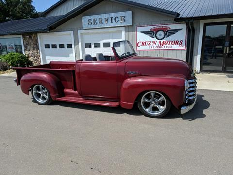1953 Chevrolet 3100 for sale in Spirit Lake, IA