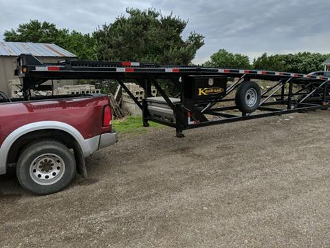 2019 Kaufman CAR HAULER for sale in Spirit Lake, IA