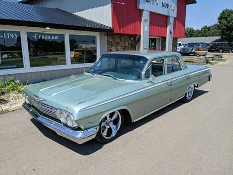 1962 Chevrolet Impala for sale in Spirit Lake, IA