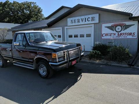 1990 Ford F-150 for sale in Spirit Lake, IA