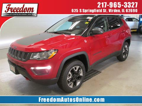 2017 Jeep Compass for sale in Virden, IL
