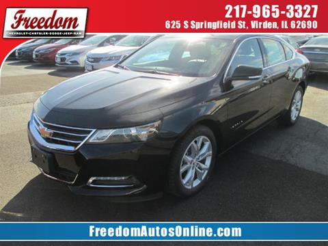 2018 Chevrolet Impala for sale in Virden, IL