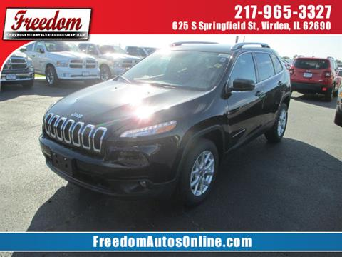 2018 Jeep Cherokee for sale in Virden, IL