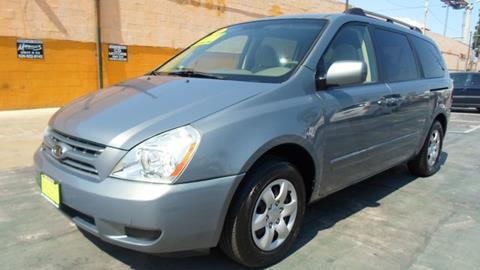 2009 Kia Sedona for sale in Van Nuys, CA