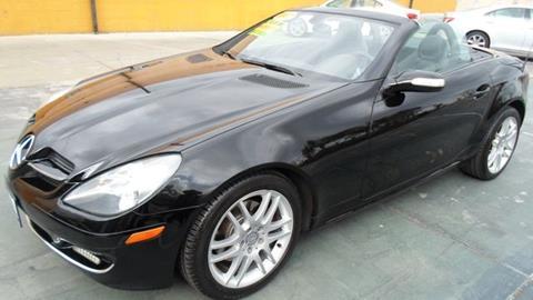 2007 Mercedes-Benz SLK for sale in Van Nuys, CA