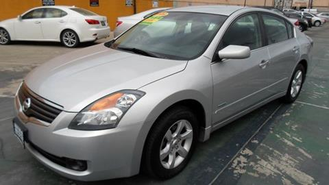 2009 Nissan Altima Hybrid for sale in Van Nuys, CA