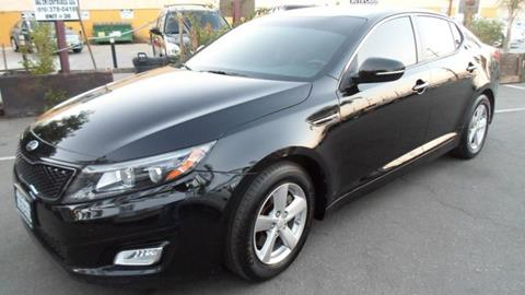2014 Kia Optima for sale in Van Nuys CA