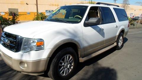 2009 Ford Expedition EL for sale in Van Nuys CA