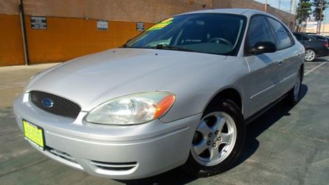 2007 Ford Taurus for sale in Van Nuys, CA