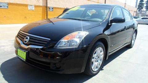 2009 Nissan Altima for sale in Van Nuys, CA