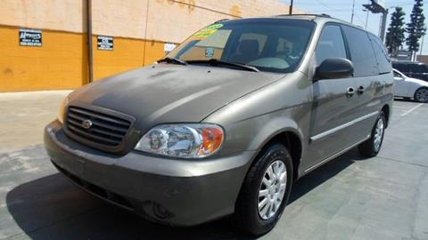2003 Kia Sedona for sale in Van Nuys, CA