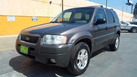 2003 Ford Escape for sale in Van Nuys CA