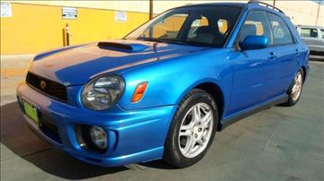 2002 Subaru Impreza for sale in Van Nuys, CA