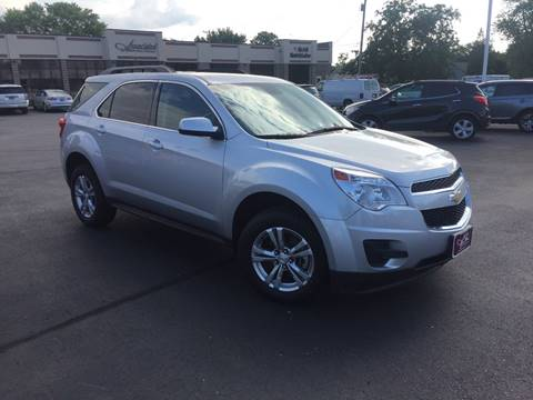 2015 Chevrolet Equinox for sale in Marshfield WI