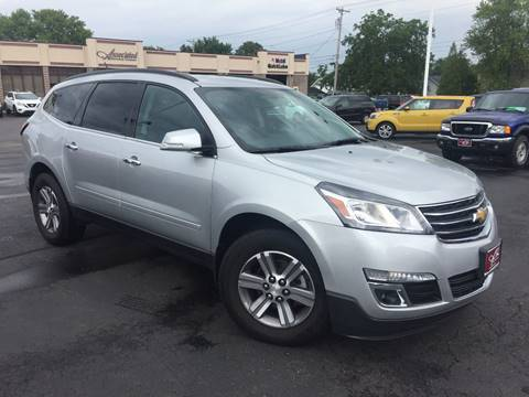 2017 Chevrolet Traverse for sale in Marshfield, WI