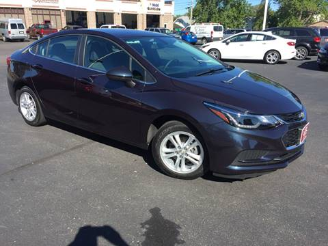 2016 Chevrolet Cruze for sale in Marshfield WI