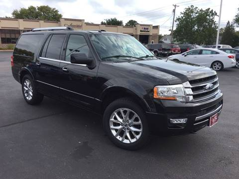 2015 Ford Expedition EL for sale in Marshfield WI