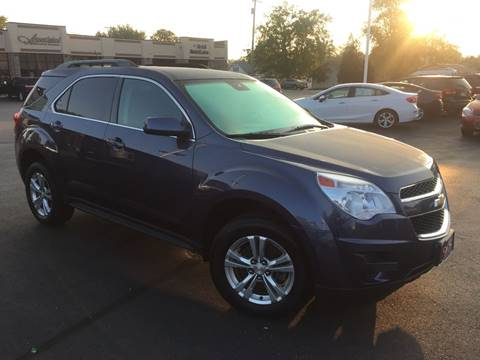 2013 Chevrolet Equinox for sale in Marshfield WI