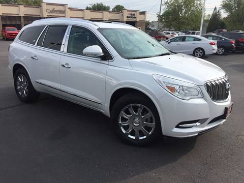 2017 Buick Enclave for sale in Marshfield, WI