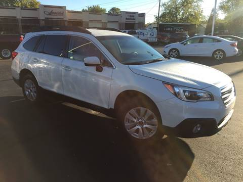 2017 Subaru Outback for sale in Marshfield, WI