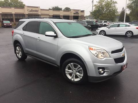 2011 Chevrolet Equinox for sale in Marshfield, WI
