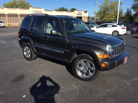 2005 Jeep Liberty for sale in Marshfield WI