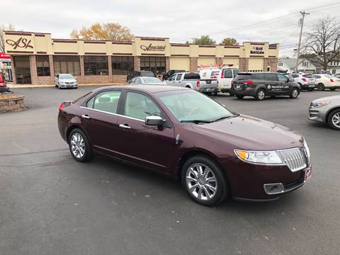 2012 Lincoln MKZ for sale in Marshfield, WI