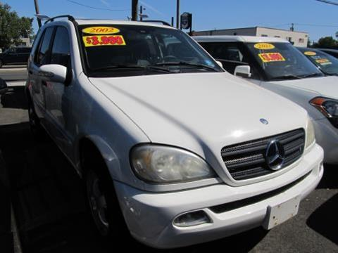 2002 Mercedes-Benz M-Class for sale in South Hackensack, NJ