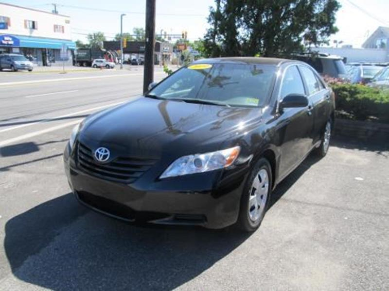 2009 Toyota Camry for sale at ARGENT MOTORS in South Hackensack NJ