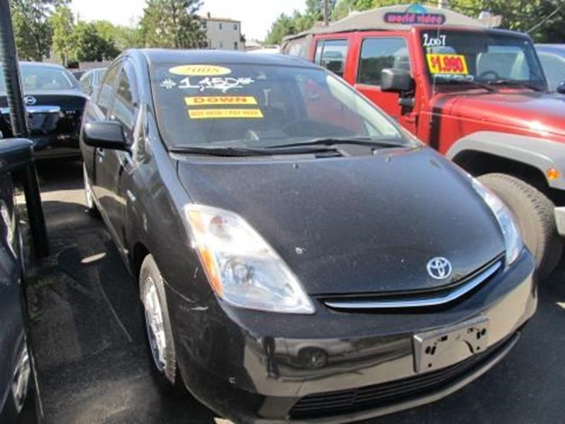 2008 Toyota Prius for sale at ARGENT MOTORS in South Hackensack NJ