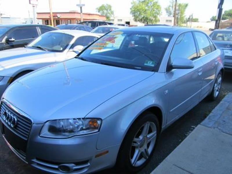 2006 Audi A4 for sale at ARGENT MOTORS in South Hackensack NJ