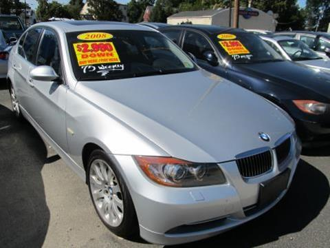 2008 BMW 3 Series for sale at ARGENT MOTORS in South Hackensack NJ