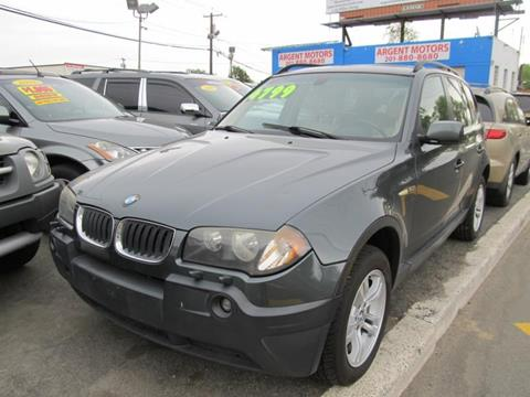 2005 bmw x3 for sale in kenai ak for Selective motor cars miami
