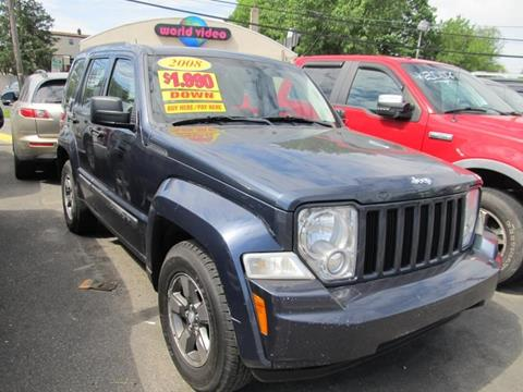 2008 Jeep Liberty for sale in South Hackensack, NJ