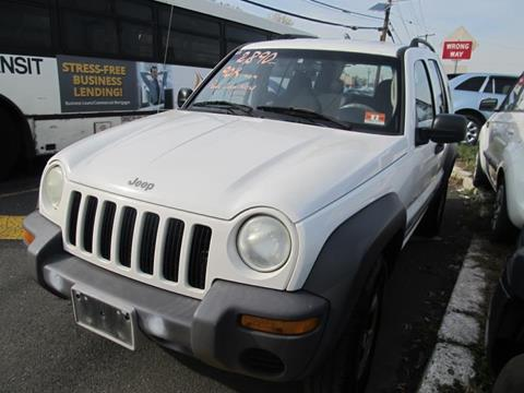 2002 Jeep Liberty for sale in South Hackensack, NJ