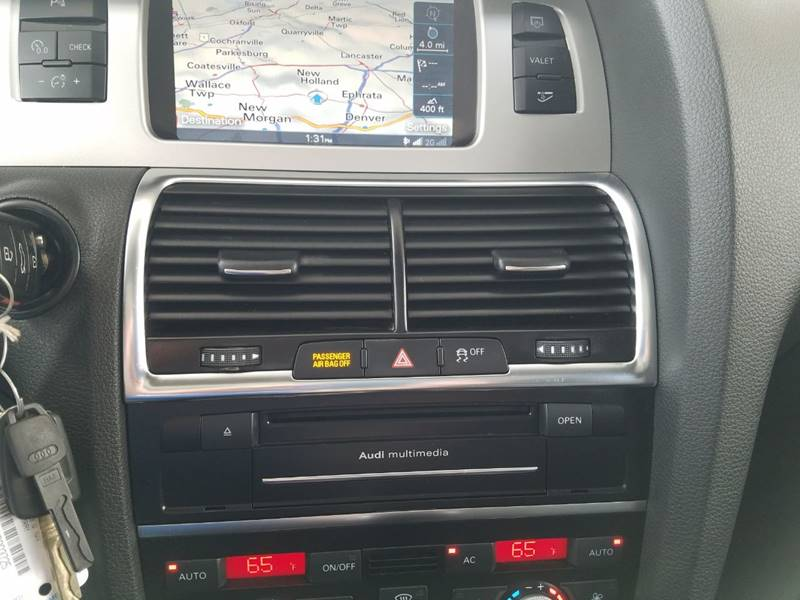 2012 Audi Q7 AWD 3 0 quattro TDI Premium Plus 4dr SUV In New