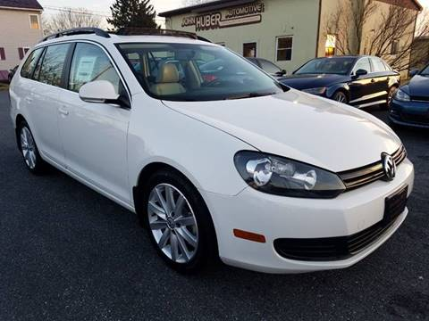 2012 Volkswagen Jetta for sale at John Huber Automotive LLC in New Holland PA
