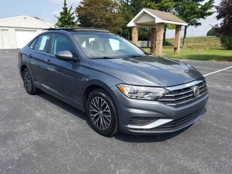 2019 Volkswagen Jetta for sale at John Huber Automotive LLC in New Holland PA