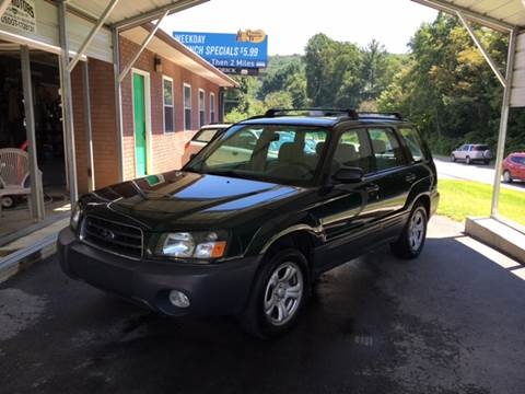 2003 Subaru Forester for sale in Vilas, NC