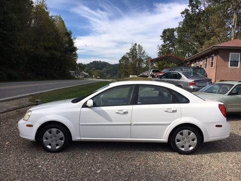 2007 Suzuki Forenza for sale in Vilas, NC