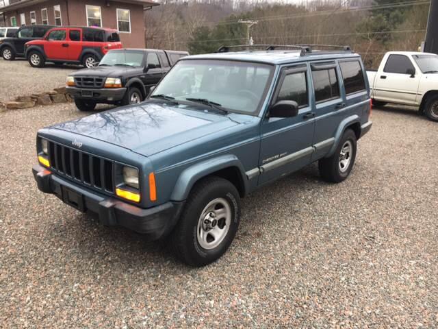 1999 jeep cherokee 4dr sport 4wd suv in vilas nc r c motors
