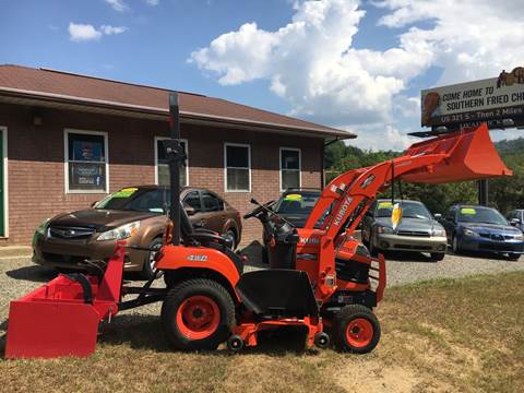 2016 Kubota BX1870 for sale in Vilas, NC