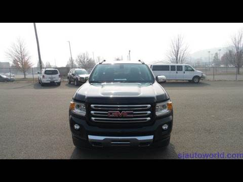 2015 GMC Canyon for sale in West Jefferson, NC