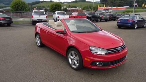 2012 Volkswagen Eos for sale in West Jefferson, NC