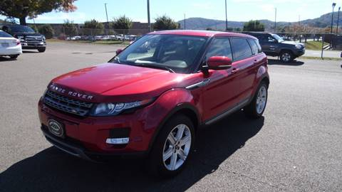 2013 Land Rover Range Rover Evoque for sale in West Jefferson, NC