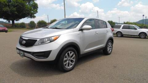 2015 Kia Sportage for sale at Steve Johnson Auto World in West Jefferson NC
